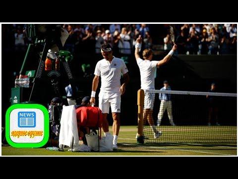 Federer-Aus in Wimbledon: Das Drama von Court 1