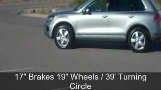 2011 VW Touareg Hybrid Supercharged Review Off Road On Road Start Up And Test Drive