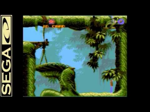 Flashback Comp Comparison, Genesis - SNES - Sega CD - Jaguar - 3DO