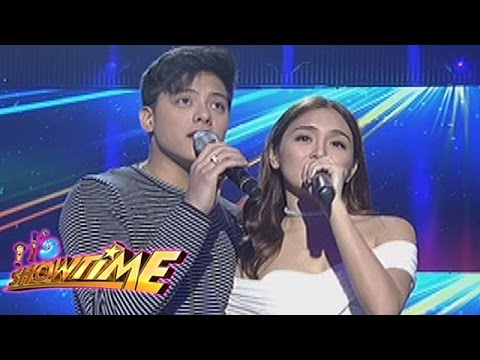 "It's Showtime: KathNiel Sings ""Pangako Sa'Yo"" Mp3"
