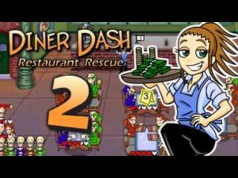 Diner Dash 2: Restaurant Rescue ( Margarita's Restaurant ) Soundtrack / OST