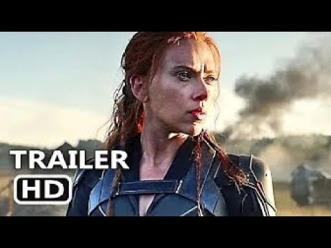 BLACK WIDOW Trailer  2 NEW 2020 Scarlett Johansson, Florence Pugh Marvel Movie HD