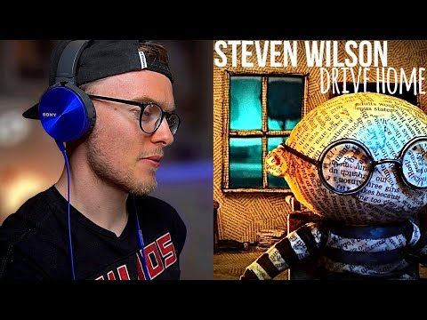 'Drive Home' By Steven Wilson Is Beautiful | Emotional First REACTION!