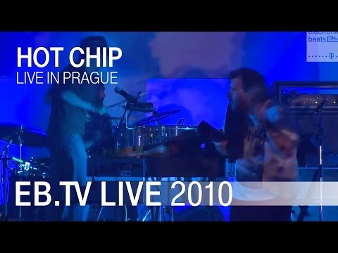 Hot Chip 'Ready For The Floor' Live In Prague (2010)
