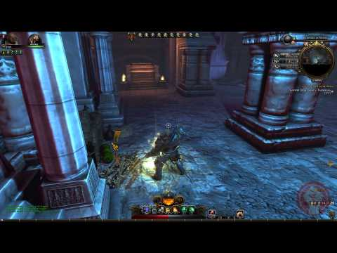 Dungeons & Dragons: Neverwinter – Cathedral of Madness Gameplay