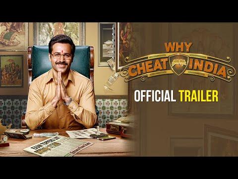 Why Cheat India Trailer | Emraan Hashmi | Soumik Sen | Releasing 25 January