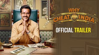 Why Cheat India Trailer | Emraan Hashmi | Soumik Sen | Releasing 25 January
