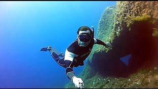 Cirkewwa Malta  city pictures gallery : Freediving Cirkewwa - Malta