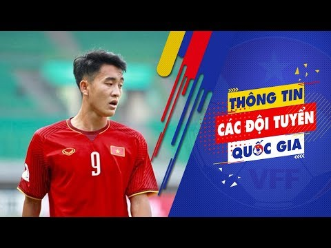 Lê Xuân Tú gửi lời cảm ơn người hâm mộ sau trận tranh hạng ba AFF U22 LG Cup | VFF Channel - Thời lượng: 61 giây.