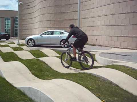 Very Cool Jaguar Pump Track