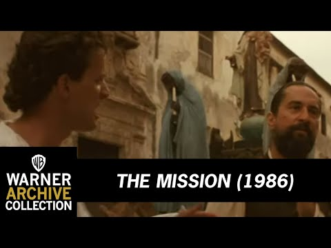 The Mission  - Trailer