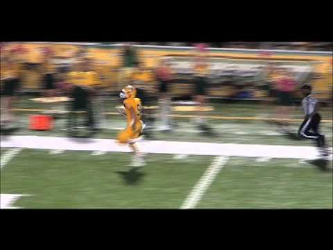 Bryan Bennett 2013 Highlights video.