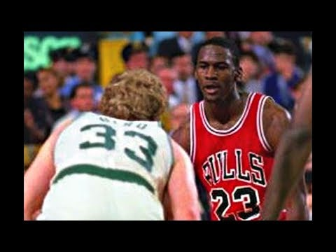 a60248583f29 Michael Jordan 48 PTS vs Larry BIRD 37 PTS Big DUEL in 1987! Larry is  Legend   MJ is GOAT! - Action.News ABC Action News Santa Barbara Calgary  WestNet-HD ...
