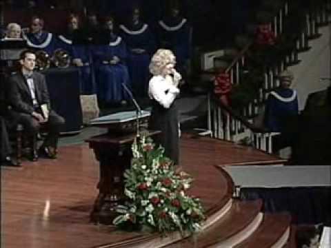 Dawn Smith Jordan brief testimony and song