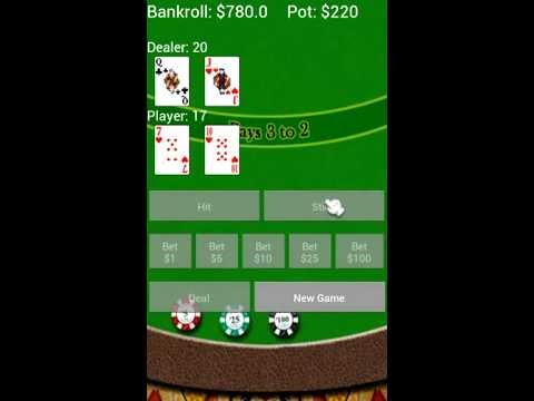 Video of Blackjack: Aces High