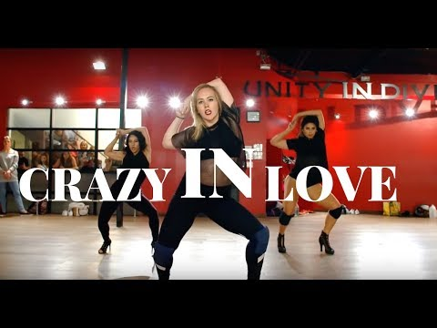 Video Beyonce Feat. JAY Z | Crazy In Love | Choreography - Michelle JERSEY Maniscalco download in MP3, 3GP, MP4, WEBM, AVI, FLV January 2017