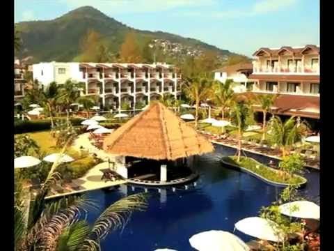 Video Kamala Beach Resortsta
