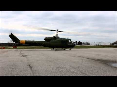 """Video of a UH-1 """"Huey"""" that is..."""