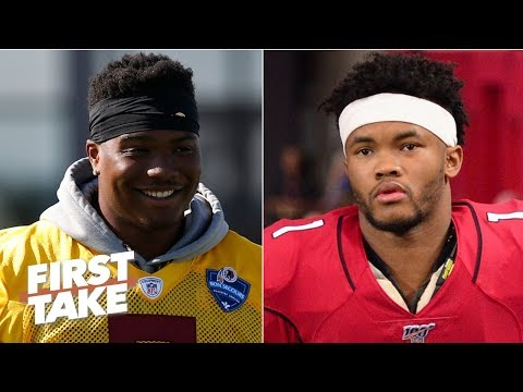 Video: No concerns yet with Kyler Murray or Dwayne Haskins – Ryan Clark | First Take