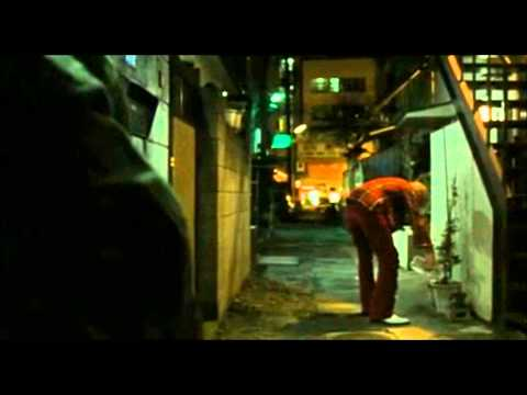 Ichi the Killer - Kakihara's Glasgow Smile