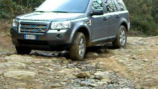 Land Rover Freelander 2 Off-Road