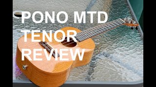 Download Lagu Got A Ukulele Review - Pono MTD Tenor Mp3
