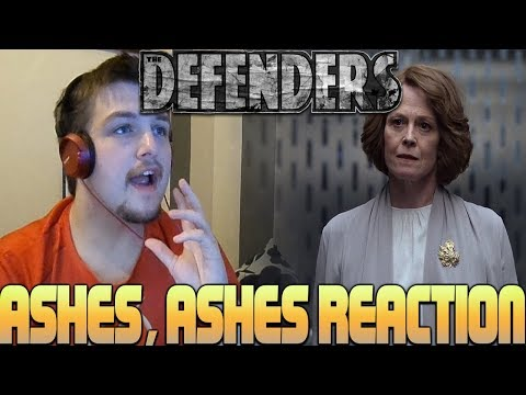 The Defenders Season 1 Episode 6: Ashes, Ashes Reaction