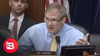 Jim Jordan Reminds Dems Who Really Built 'Cages' at the Border