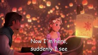 I See The Light  Tangled Rapunzel Soundtrack By Mandy Moore & Zachary Levi