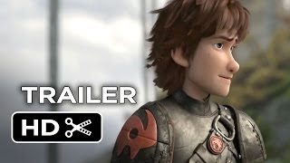 Nonton How To Train Your Dragon 2 Official Trailer #1 (2014) - Animation Sequel HD Film Subtitle Indonesia Streaming Movie Download