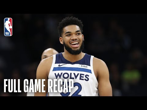 Video: CLIPPERS vs TIMBERWOLVES | Towns & Rose Lead Minnesota | February 11, 2019