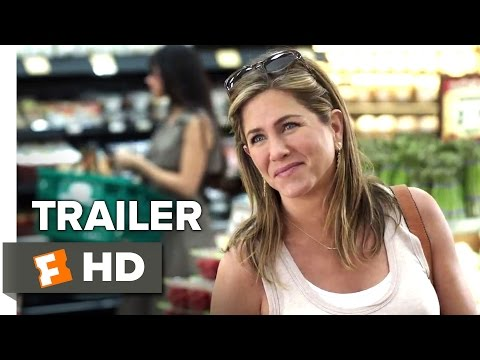 Mother's Day Official Trailer #1 (2016) - Jennifer Aniston, Kate Hudson Comedy HD (видео)