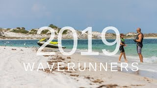 8. Yamaha's 2019 WaveRunner Line