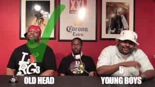 XXL's I Know Rap People: Detroit Edition With Slum Village (2012)