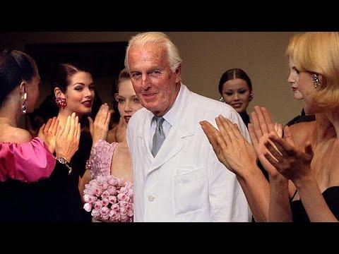 Πέθανε σε ηλικία 91 ετών ο θρύλος της γαλλικής μόδας Ιμπέρ ντε Ζιβανσί…