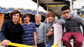 One Direction at the Amusement Park