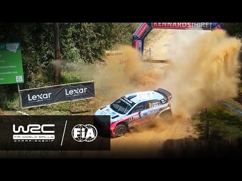 WRC - Kennards Hire Rally Australia 2016: AERIAL Special
