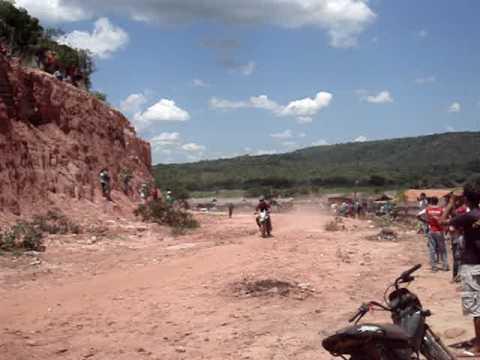 Radson de Uruçui Na Trilha ki ocorreu em Janeiro fikou em 3° Lugar