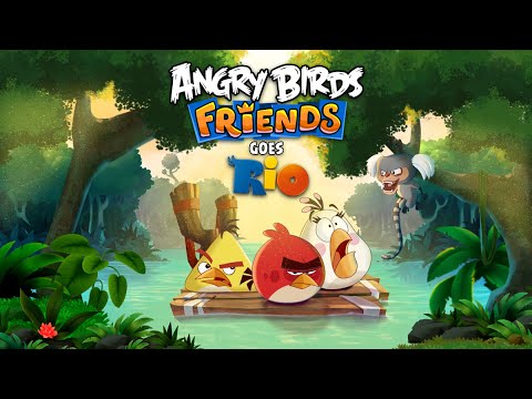 Video of Angry Birds Friends