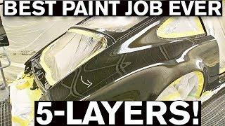 Video Most Insane Paint Job EVER! Step-by-Step Process MP3, 3GP, MP4, WEBM, AVI, FLV Juli 2019