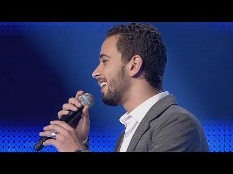 """عبد الصمد جبران يحصل على """"اللفة الرباعية"""" في اللحظة الأخيرة على مسرح The Voice"""