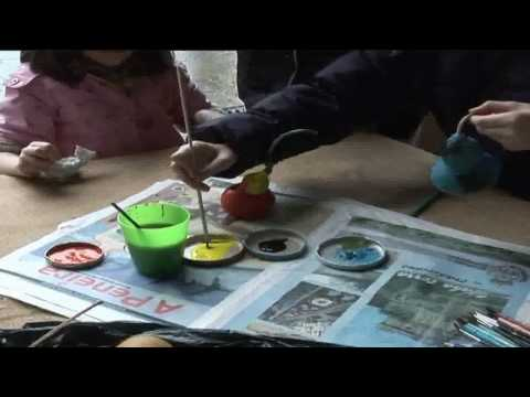 Calabazas decoradas manualidades videos videos - Calabazas decoradas manualidades ...