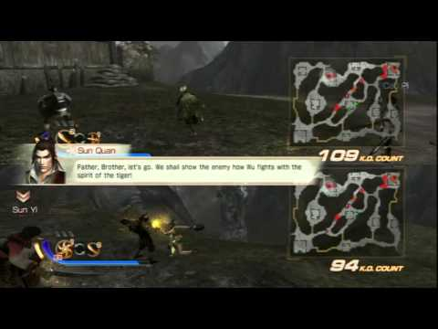 preview-Gaming with the Kwings - Dynasty Warriors 7: Conquest Mode part 1 (Kwings)