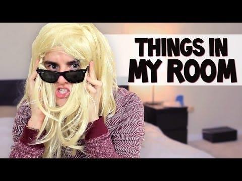 Things In My Room
