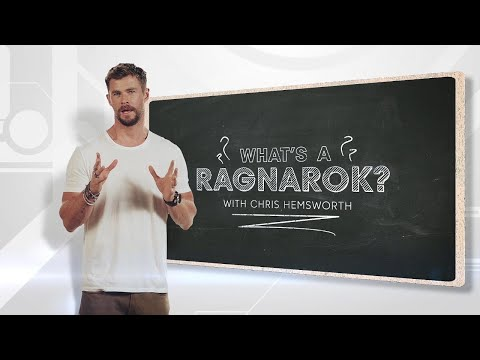 Thor: Ragnarok - Chris Explains What is Ragnarok?>