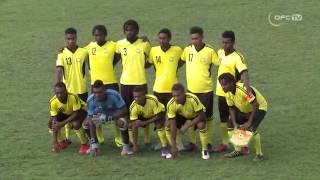 OFC TV Production - Copyright OFC TV © September 2016. Vanuatu have made the perfect start to their campaign, beateing defending champions Fiji 1-0 in Port V...
