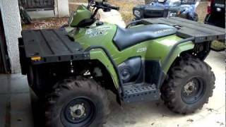 4. 2012 Polaris 700,MV7,Polaris Military Atv