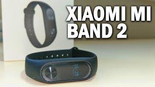 Xiaomi Mi Band 2. Плюсы и минусы