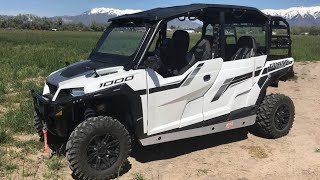 6. 500 MILE REVIEW - 2019 Polaris GENERAL 4 1000 (Vid #30)