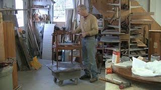 "Repairing a Midcentury Modern Masterpiece: Hans Wegner's ""The Chair"""